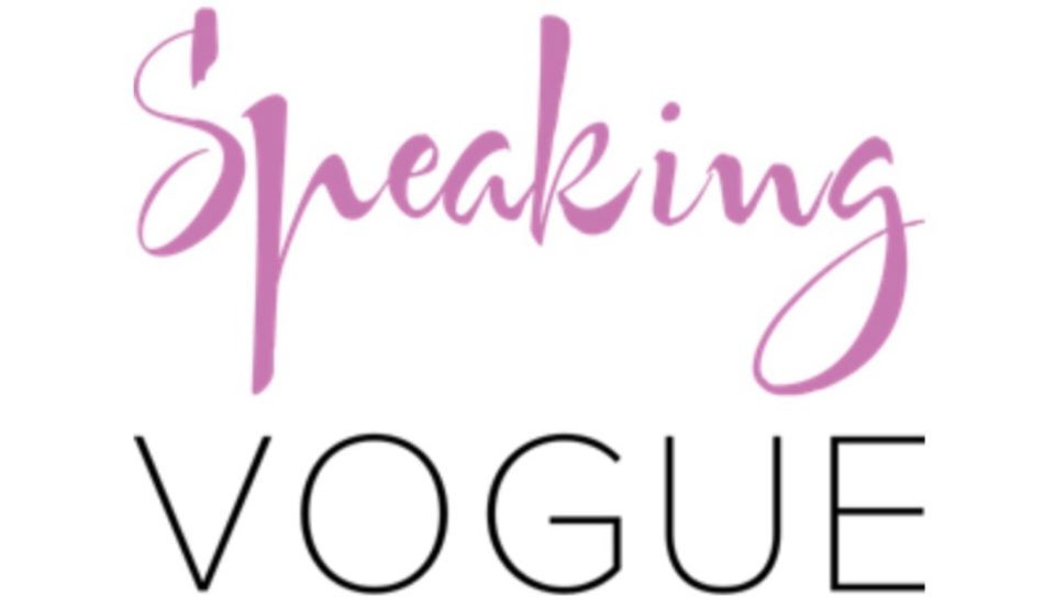 Speaking Vogue